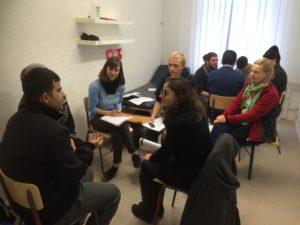 Bedürfnisse von Geflüchteten: Schulung zur Durchführung von Erhebungen und Maßnahmenentwicklung (Train the Trainer)